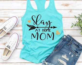 Stay At Home MOM Shirt
