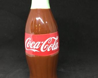 Charming Coca Cola Piggy Bank