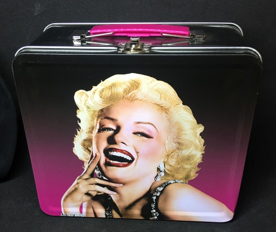 Collectible Marilyn Monroe Lunch Box