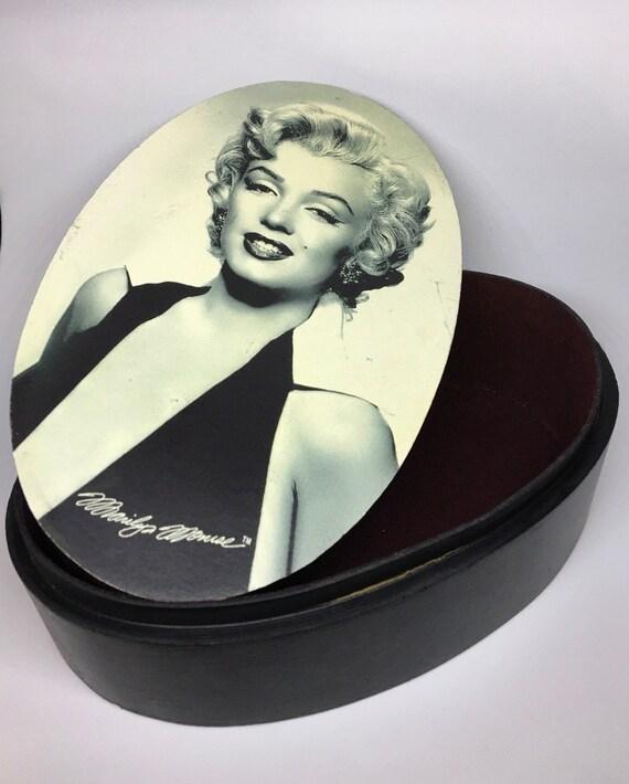 Marilyn Monroe Collectible Box