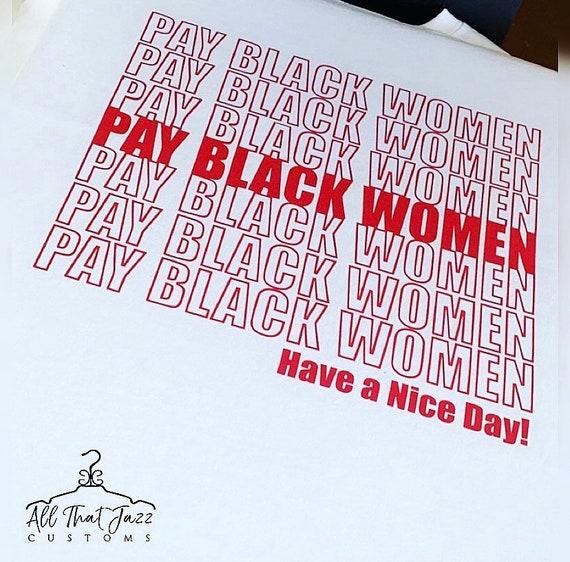 Pay Black Women