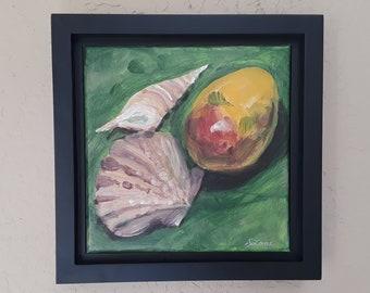 Mango and Shells
