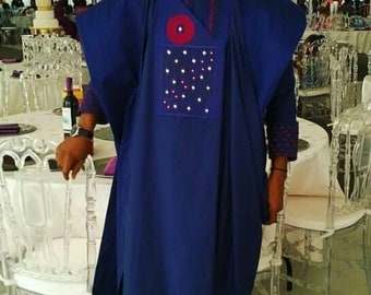 f58a2846c Excellency Agbada Custom Made African Traditional wear, Kaftan, shirt and  pants