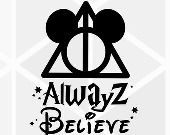 Waiting For My Letter From Hogwarts Witch Svg Harry Potter Etsy