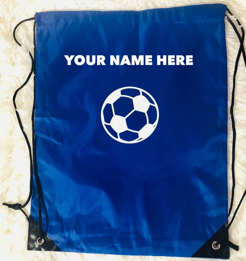 Drawstring bag Personalized