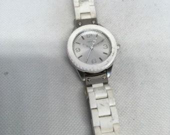 Dkny sample watch ny band bracelet strap no movement inside