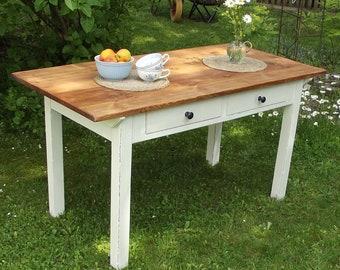 Tisch   Küchentisch   Esstisch   Antik   Landhaus   Vintage