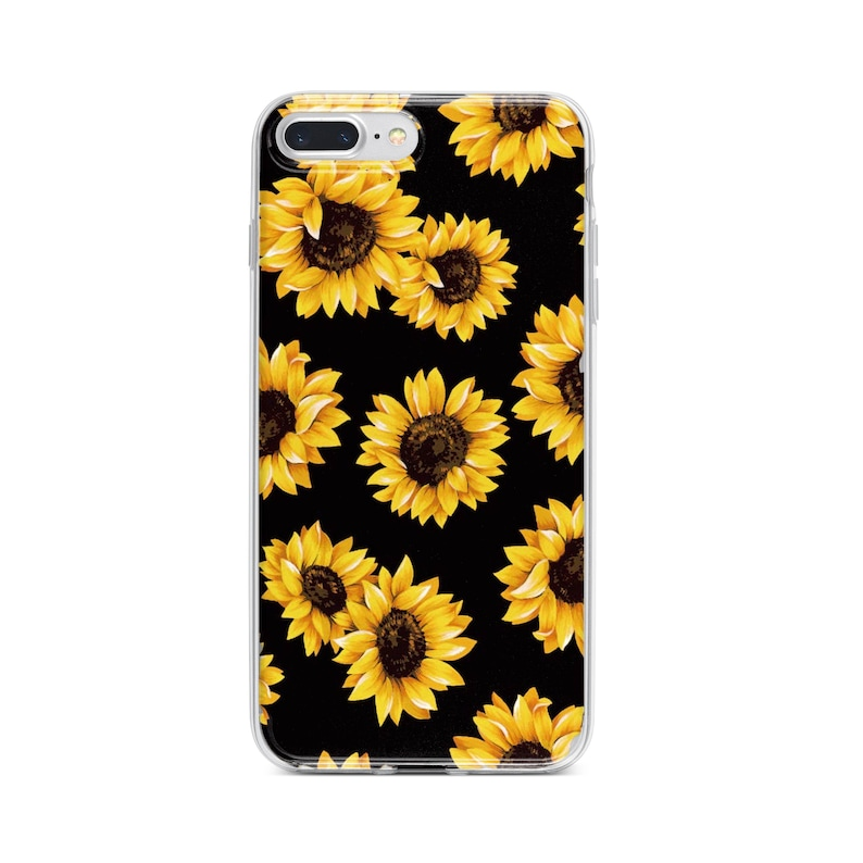 sunflower phone case iphone 8
