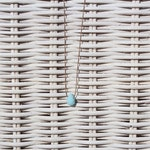 Necklace-Amazonite mini-Summer Darling