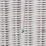 Necklace-Amazonite mini-Summer Darling