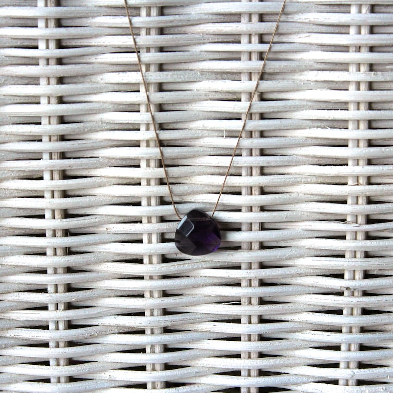 Necklace  Amethyst  SUMMER LIEBLING image 0
