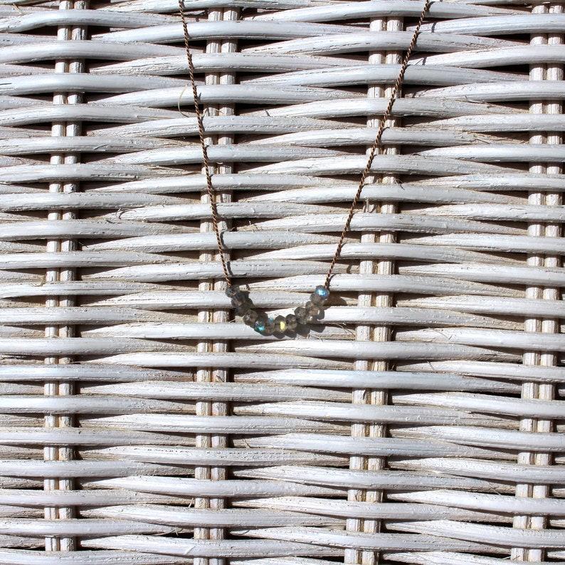 Necklace-Labradorit-SOMMERLOEBLING image 0