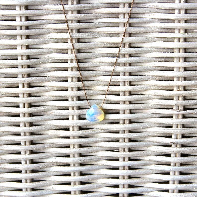 Necklace-Opalith-SOMMERLOEBLING image 0