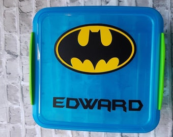 aba048aa7aa0d3 Batman lunch box