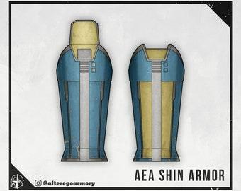 Mandalorian inspired Shin Armor