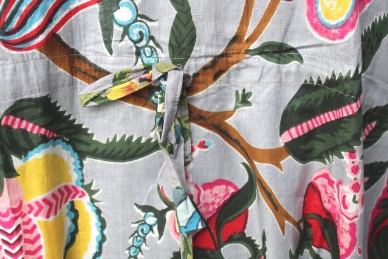 Cotton print kaftan Organic Kaftan Resort Wear Gifts for her Women/'s dress Cotton Kaftan Lounge Kaftan#4 Beach Wear Cotton Sleepwear