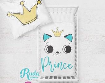 Vereinigt Bettwäsche Der Kleine Prinz 100% Baumwolle Bettwäschegarnituren
