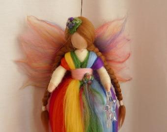 Rainbow Fairy Fairy Angel Elf