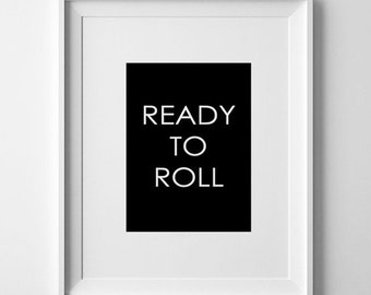 Toilet roll poster etsy
