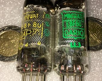 Items similar to Vintage radio tube Ech81 tested x2 on Etsy