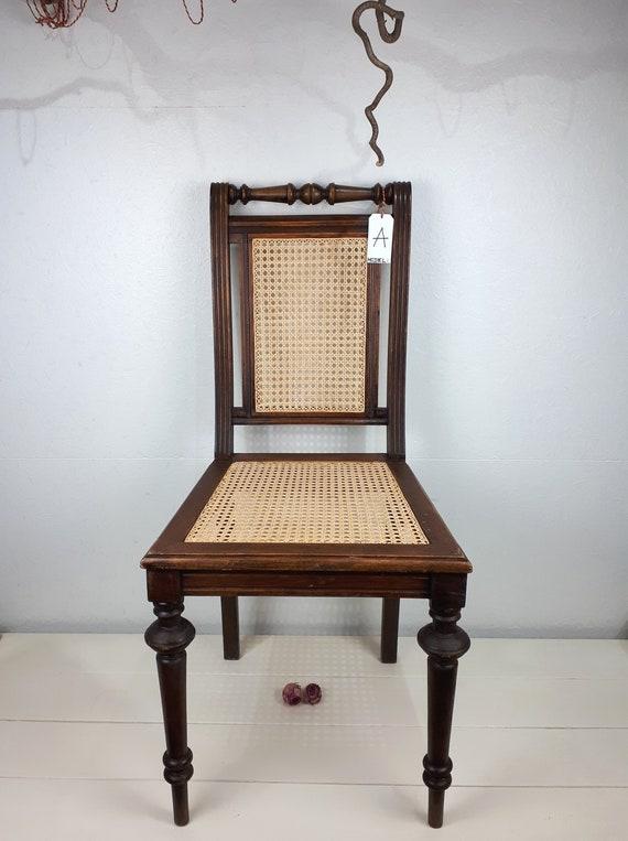 Wiener geflecht stuhl
