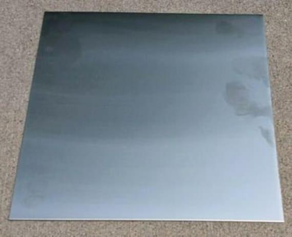 .045 Aluminum Diamond Plate Sheet 6 x 6