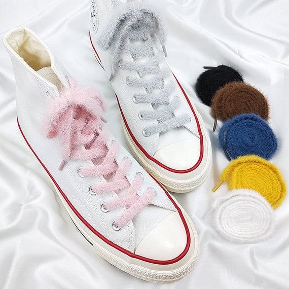Fuzzy Shoelaces Fuzzy Shoe Strings