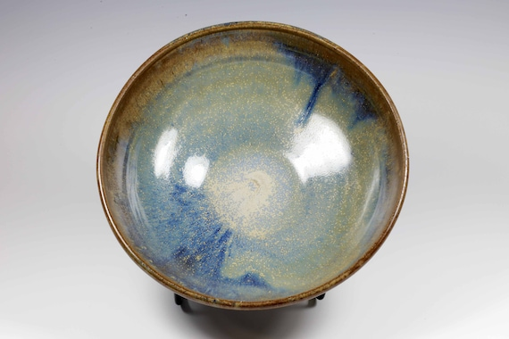 Orion glazed bowl