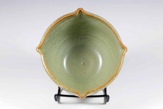 Aries glazed bowl