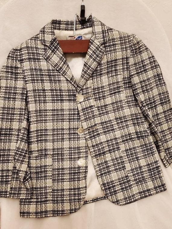 Dotty Dan Vintage Children's Blazer