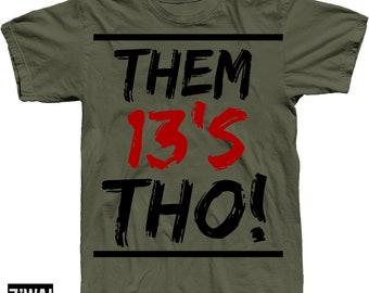 c0197236f4a0ad 13 Shirt In Jordans XIII
