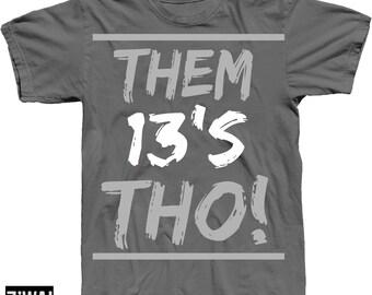 0488e244225285 Thos Shirt in Jordans 13