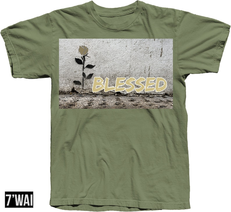 db9dd62a40abcb Blessed 11 Shirt In Jordans Neutral Olive Lux XI
