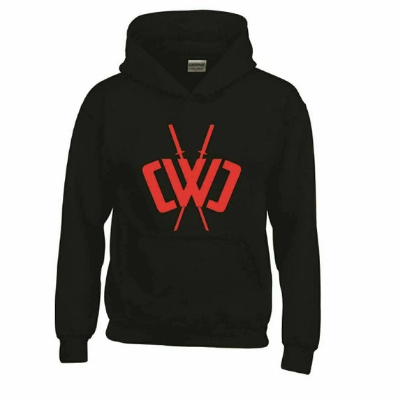 Kids Roblox Gamer T Shirt CWC Ninja Youtuber Merch Boys Girls Birthday Gift Top