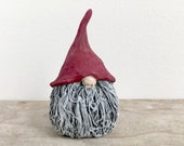 Latex rubber mold mould for concrete, plaster, resin and more, Gnome nordic nisse