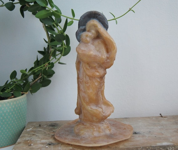 Latex Mould for making stunning Mary and Joseph statue
