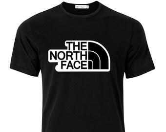 6abff59cf North face t shirt | Etsy