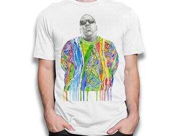 b4a96f2eb55366 Biggie Smalls Original Art T-Shirt
