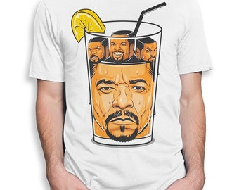 b8df06b603a0 Ice-T with Ice Cube T-Shirt
