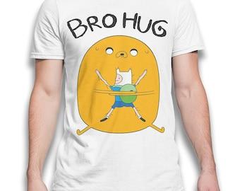 Bro Hug Finn And Jake T-Shirt 7fff9ef18