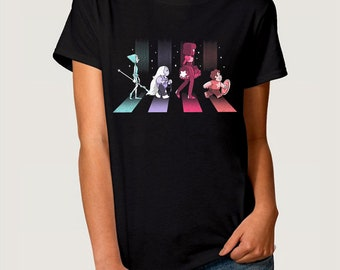 e676c241 Steven Universe Abbey Road T-Shirt, Men's Women's Kids All Sizes