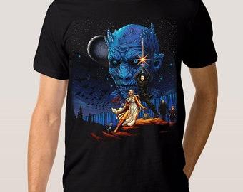 4857ec42db70 Game Of Thrones x Star Wars Combo T-Shirt, Men's Women's All Sizes
