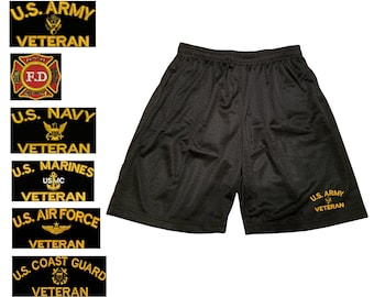 Reality And Ideals Air Force Veteran Mens Swim Trunks Board Shorts