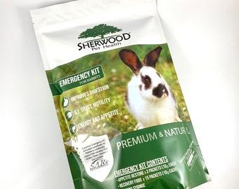 Sherwood's EMERGENCY KIT for Bunny Rabbits