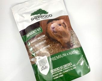 Sherwood's EMERGENCY KIT for Guinea Pigs