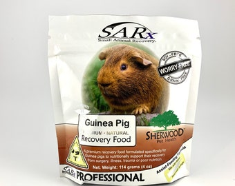 Sherwood's SARx Recovery Food for Guinea Pigs
