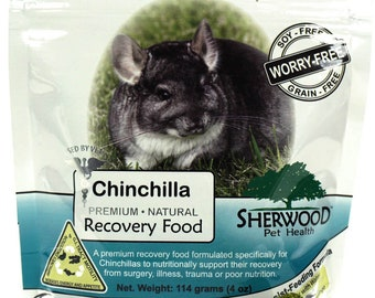 Sherwood's SARx Recovery Food for Chinchillas