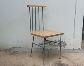 Pair of Spindle Back Dining Chair. & Spindle back chair   Etsy
