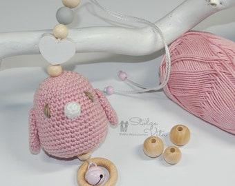 Baby Vögel Mobile Etsy