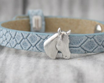 Sliding bead horse head jewelry value